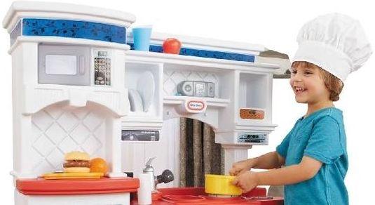 Little Tikes Keuken : Speel keukentje prep n serve little tikes lil